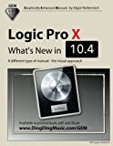 Logic Pro X - Whats New in 10.4: A different type of manual - the visual approach