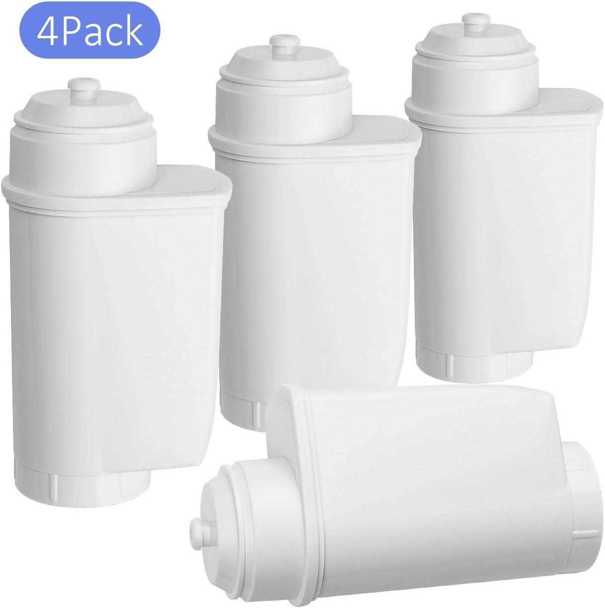 Maylove 4 Packung Wasserfilter f/ür Siemens EQ 6//9 TZ70003 Filter Kompatibel mit Brita Intenza Siemens EQ Series TZ70033 Bosch TCZ7003 TCZ-7003 TCZ7033 Schnelle Installation Kaffeemaschinenfilter