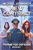 img - for New Contract (Perimeter Defense Book #3): LitRPG series book / textbook / text book