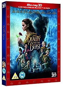 Beauty and the Beast (Live Action) (Blu-ray 3D/Blu-ray) by Walt Disney Studios Home Entertainment