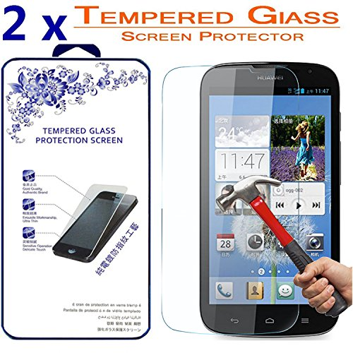 Tempered Glass For Huawei Ascend G610 - 2