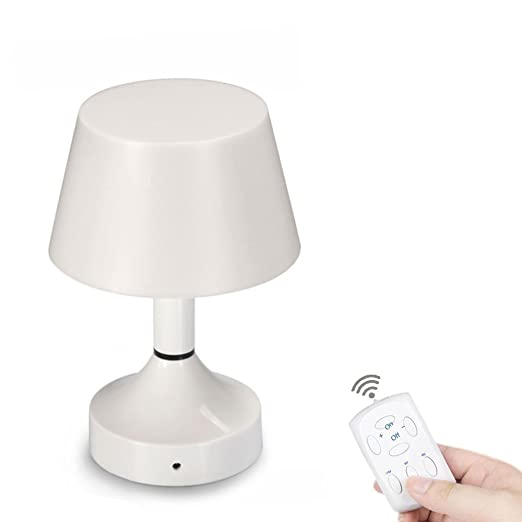 Led bedside lamp table lamp remote control dimmable warm white light led bedside lamp table lamp remote control dimmable warm white light baby nurse night light for aloadofball Image collections