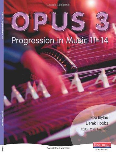 Opus Pupil Book 3 (Opus)