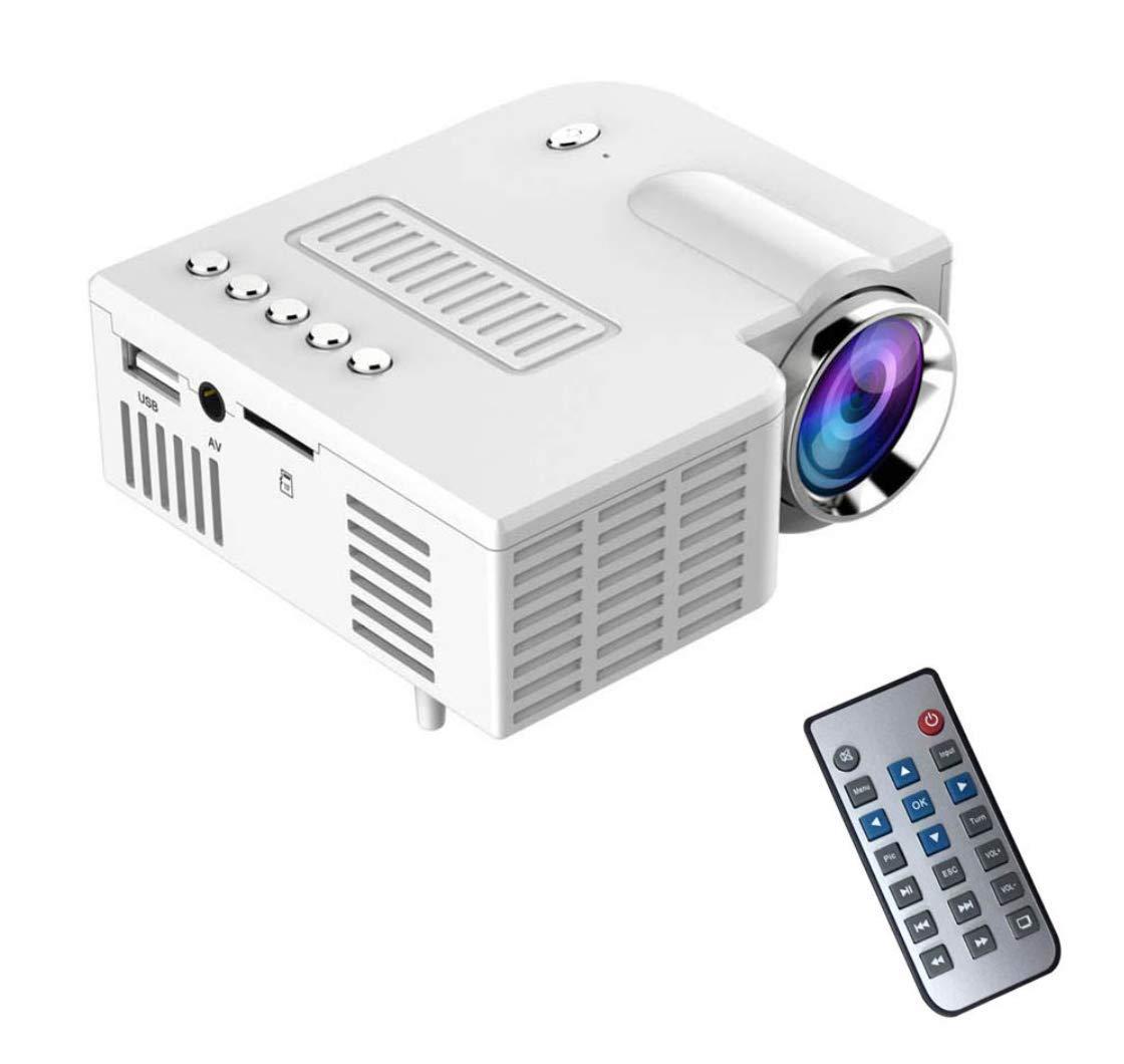 Proyector Full HD F125, Resolución 1024 X 768P Portátil Uc28 Pro ...