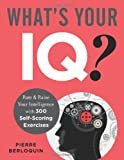 What's Your IQ?, Pierre Berloquin, 1454910666