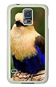 Samsung Galaxy S5 In The Waiting Bird PC Custom Samsung Galaxy S5 Case Cover White