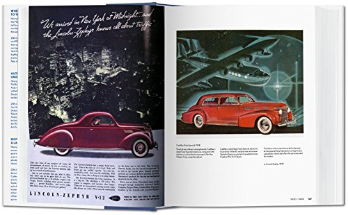 20th Century Classic Cars: 100 Years of Automotive Ads
