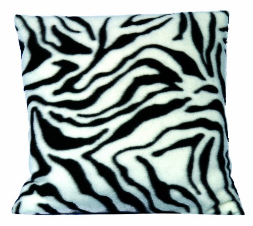 Fun Sewing Projects For Beginners (Haan Crafts Alpine Fleece Pillow Sewing Kit, 14-Inch, Zebra)