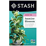 Stash Tea Jasmine Blossom Green Tea, 20 Sobres
