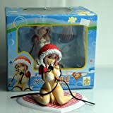 Anime Super Sonico Christmas Attire Cast Off Sexy