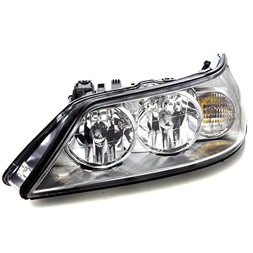 Amazon Com Carpartsdepot 2003 2004 Lincoln Town Car Headlamp