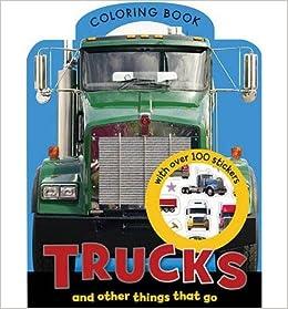 Things That Go: Trucks: Castle Street Press: 9781780658490