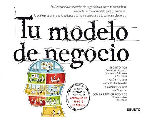 Descargar Libro Tu Modelo De Negocio Alexander Osterwalder