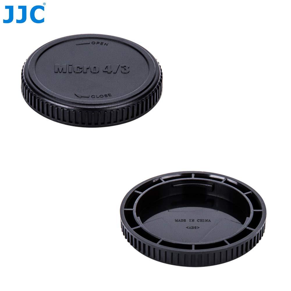 1 Set Tappo Corpo per Fotocamere Pentax K e Obiettivo K Montate JJC Lens Posteriore Cap