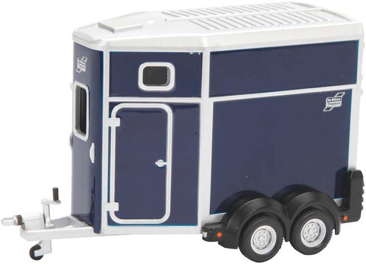 Whybee 42916A2 Britains Ifor Williams Horse Box 1:32 Scale Farm Equipment Children 3+