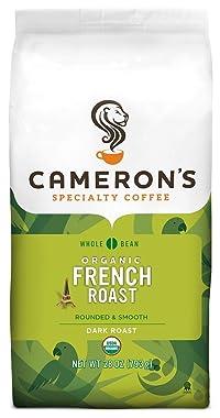 Cameron's organic whole bean