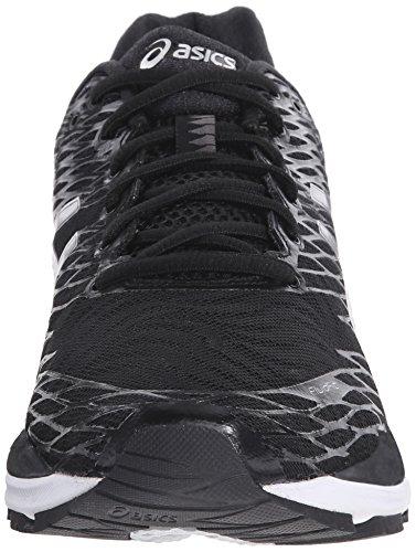 clearance fashion Style ASICS Men's Gel Nimbus 18 Running Shoe Black/Silver/Carbon order online browse online big sale clearance wide range of v71ADRI