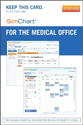 Simchart for the medical office access card 1e 9781455753185 simchart for the medical office access card 1e 1st edition fandeluxe Gallery