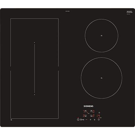 Siemens - placas inducción Ed 611 BSB 1 E -: Amazon.es ...