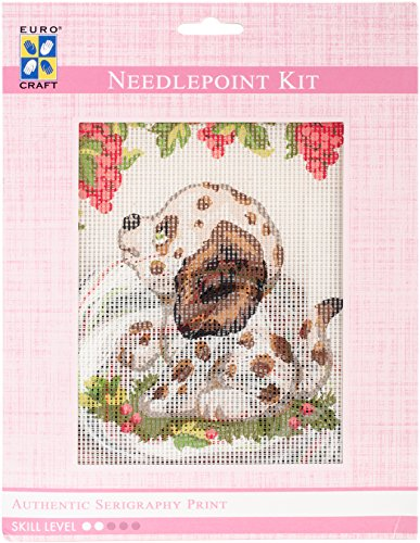 Embroidery Dalmatian (Needleart World Tapestry Kit 8