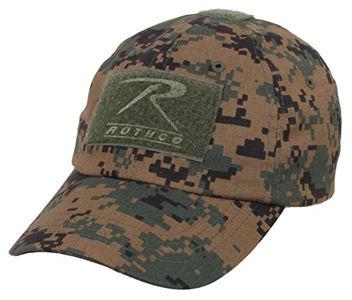 Rothco Operator Tactical Cap, Digital Camo (Digital Tactical Camo)