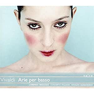 Vivaldi: Arie per basso (Vivaldi Edition)