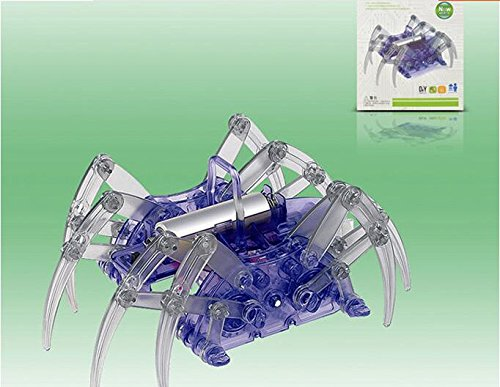 Price comparison product image DIY Spider Robot High-Teach Products Series B / O SpiderRobot Educational Robot Kit spiderman