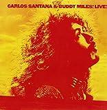 Carlos Santana & Buddy Miles Live by Columbia Europe