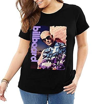 Nanasang DJ Snake Women Short Sleeve Oversize Shirt Vintage Black
