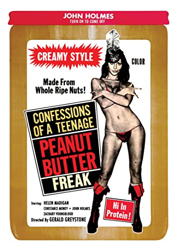 DVD : Confessions Of A Teenage Peanut Butter Freak (DVD)