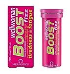Vitabiotics Wellwoman Boost Orange an...