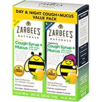 2-Pack Zarbee's 4 Oz Naturals Children's Cough Syrup