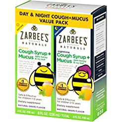 Zarbee's Naturals Children's Cough Syrup...