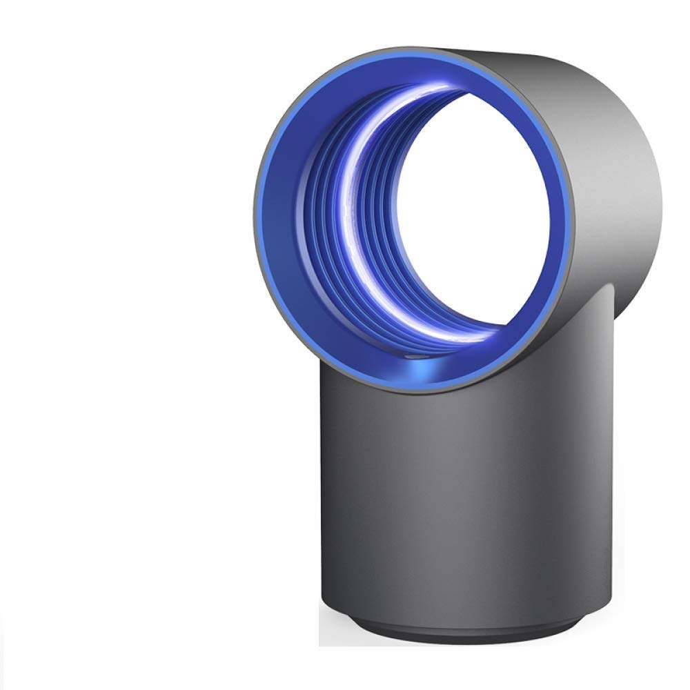 bluee Mosquito Killer Lamp Bug Zapper Electric Photocatalytic Mosquito Killer Lamp UV LED Mosquito Trap Mosquito Repellent (color   bluee)