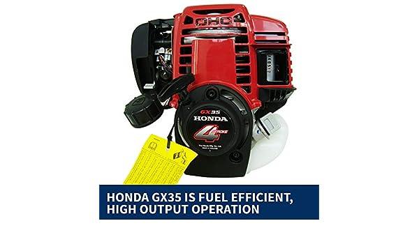 CHIKURA - Motor de Gasolina, 4 Tiempos, Motor de Gasolina, 4 ...