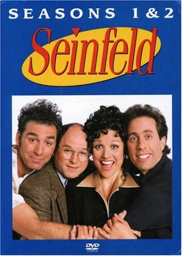 1991 World Series Dvd (Seinfeld - Seasons One & Two)