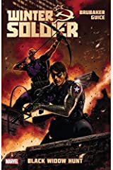 Winter Soldier Vol. 3: Black Widow Hunt (Winter Soldier Collection) Kindle Edition