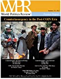 Kindle Store : Counterinsurgency in the Post-COIN Era (World Politics Review Features)