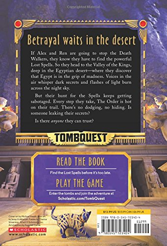 Review Valley of Kings (TombQuest,