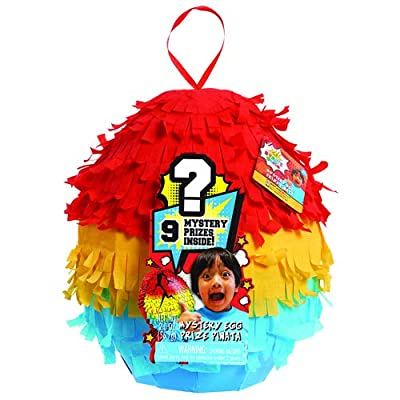 RYAN'S WORLD JPL79840 Pinata Egg: Toys & Games