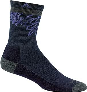product image for Wigwam Women's Haiku Valley Pro Peak 2 Pub Wool-Free Mid-Crew Length Socks