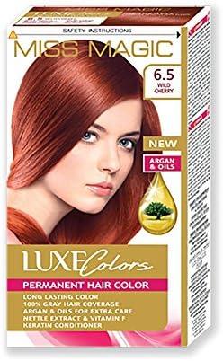 Tinta para pelo Miss Magic Tinte cliegia salvaje Hair Colour ...