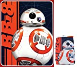 Best Blanket Star Wars Blankets - Licensed Character Drawstring Tote and Micro Raschel Throw Review