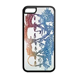 Custom Coldplay Snap On Protector Plastic Case Cover For iPhone 5C TPU