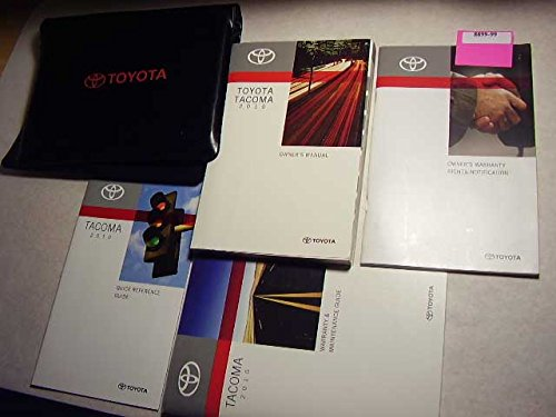 2010 Toyota Tacoma Owner's Manual