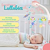 Melödi Musical Baby Crib Mobile with Hanging
