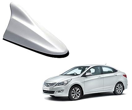 Auto Pearl Shark Fin Replacement Signal Receiver Antenna For Hyundai Verna Fluidic 4S