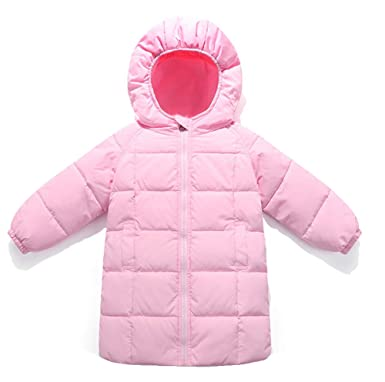 check out 526ad 42216 CYSTYLE Kinder Jungen Mädchen Winter Steppjacke ...