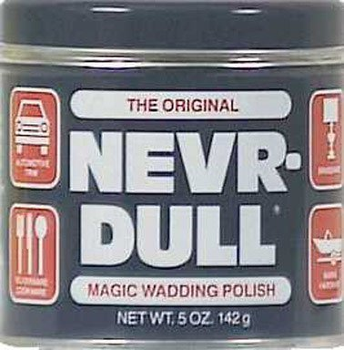 METAL PLSH NEVR-DULL5OZ