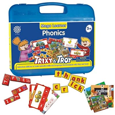 Trixy And Troy Phonics from Tedco